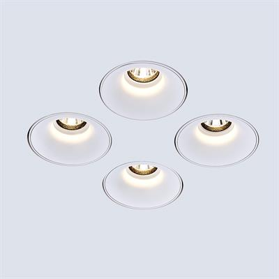 Trimless Fixed Downlights