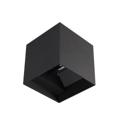 "Wall Cube Two Way ""Up Down"" 2 x 9W"