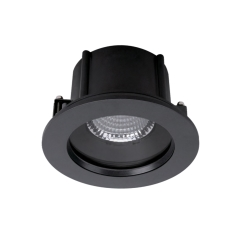 Exterior Commercial Recessed Large Low Glare <25.5W