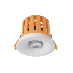 Recessed Dimmable Downlight - 360° Adjustable Eye