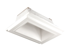 Plasterbox Recess Double Square 13mm