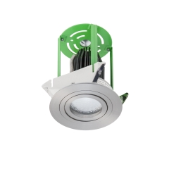 Exterior 10W Round Tilt Downlight Kit