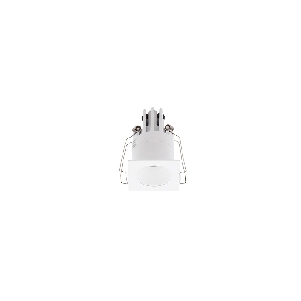 3W Cevon Mini Square Dark Light