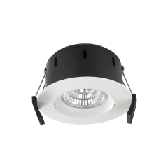 Recessed Dimmable Downlight Gimbal 360°