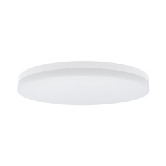 SLICE CIRCLE 400mm DIMMABLE DUAL CCT DUAL WATTAGE + UPLIGHT