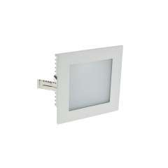 1.2W Square Shallow Ambient Effect Wall/Stair