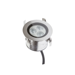 IP68 4W Recessed Effect / Downlight Green