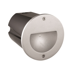 3W LED Exterior Wall Recess Eyelid Cc